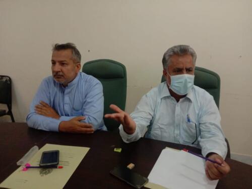 Meeting at DCAR